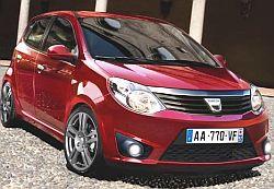 noul model Dacia