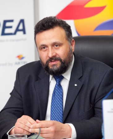 Florinel Andrei, Secretar General ARTRI