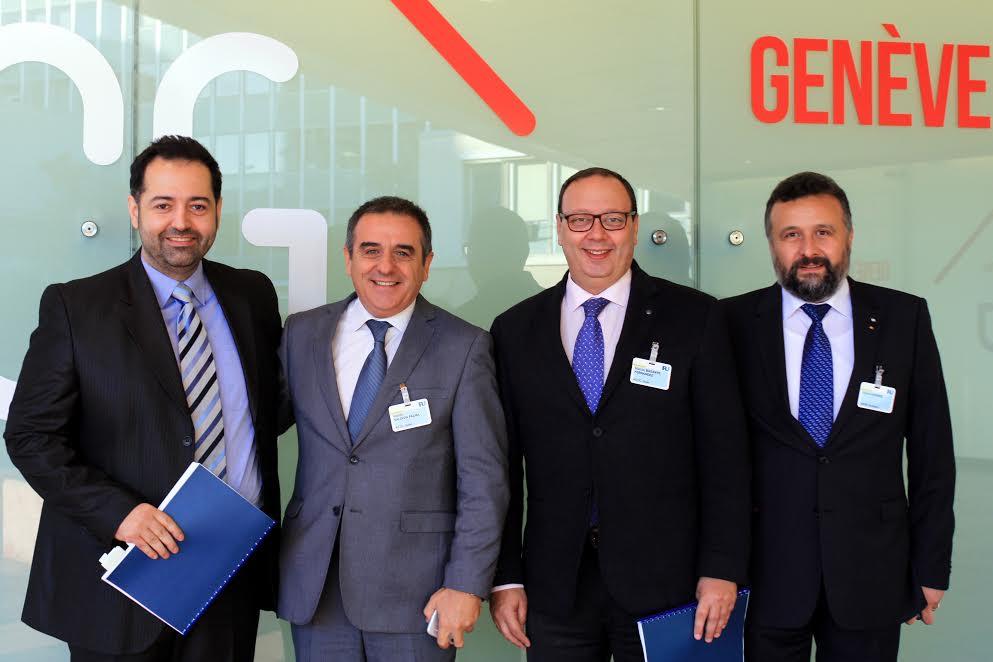 Cristian Serban, Ramon Valdivia Palma, Marcos Basante, Florinel Andrei