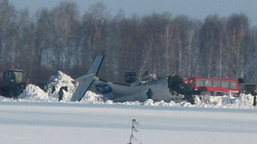 avion prabusit siberia